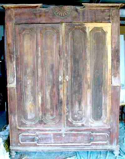 реставрация мебель из прошлого